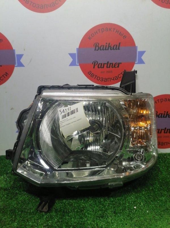 Фара Nissan Otti H92W 3G83 2006 передняя левая 6519