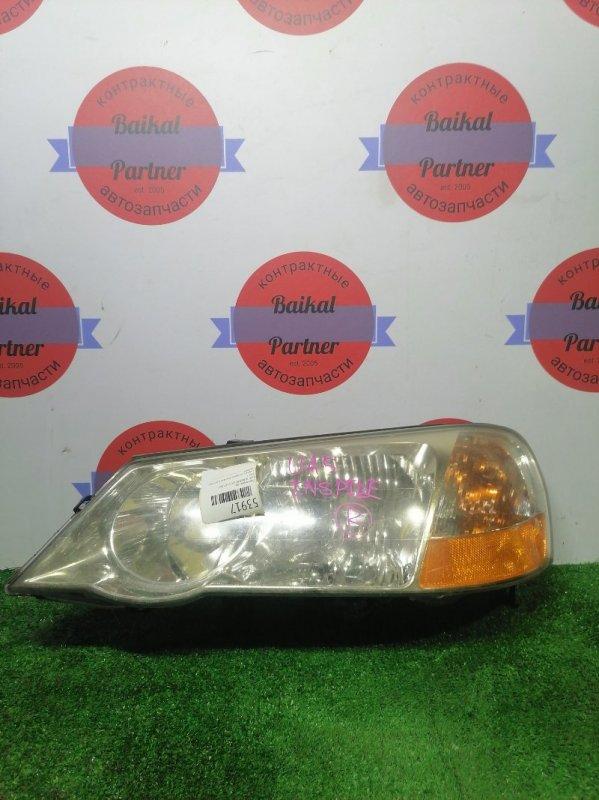 Фара Honda Inspire UA5 J32A 2001 передняя левая 1611
