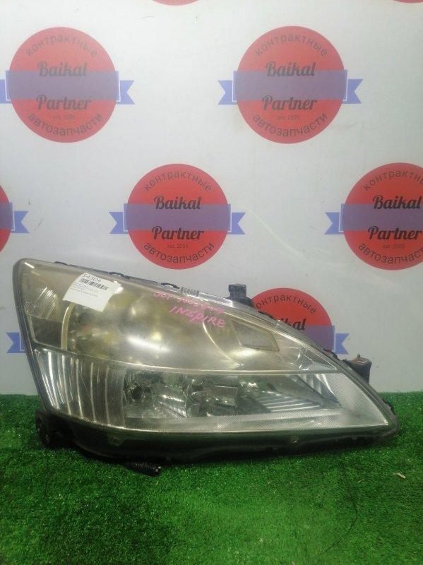 Фара Honda Inspire UC1 J30A 06.2003 передняя правая 3349