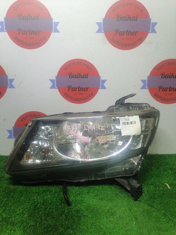 Фара Honda Freed Spike GB3 L15A 2010 передняя левая 100-22067