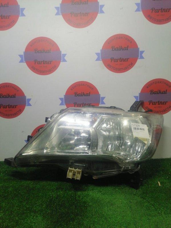 Фара Nissan Serena HC26 MR20DE 2013 передняя левая 100-23096