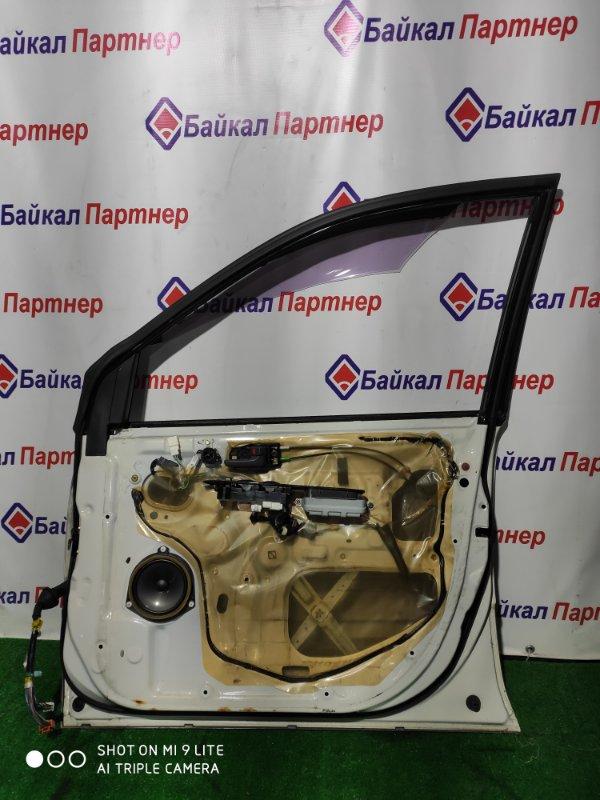 Дверь Toyota Ipsum SMX15G 3S-FE передняя правая