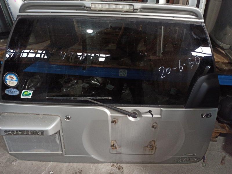 Дверь 5-я Suzuki Escudo TX92W H27A