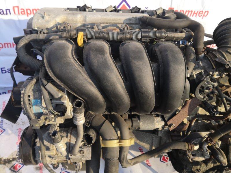 Двигатель Toyota Wish ZNE10G 1ZZ-FE