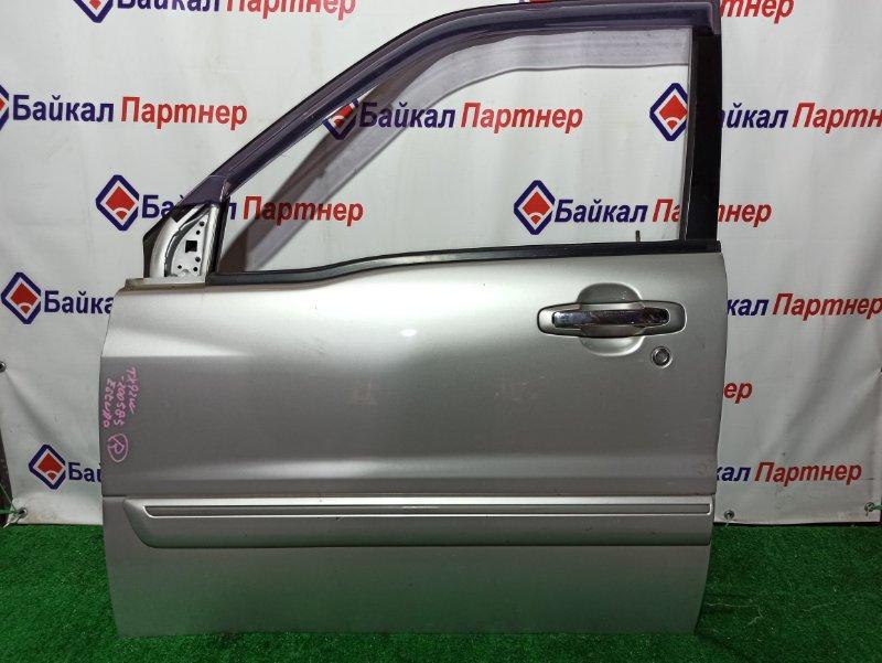 Дверь Suzuki Escudo TX92W H27A передняя левая