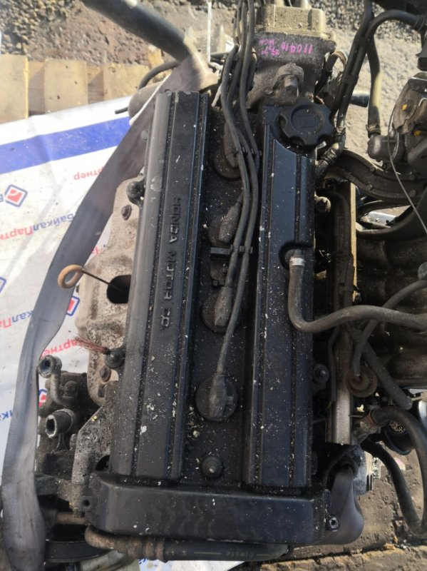 Двигатель Honda Step Wagon RF2 B20B