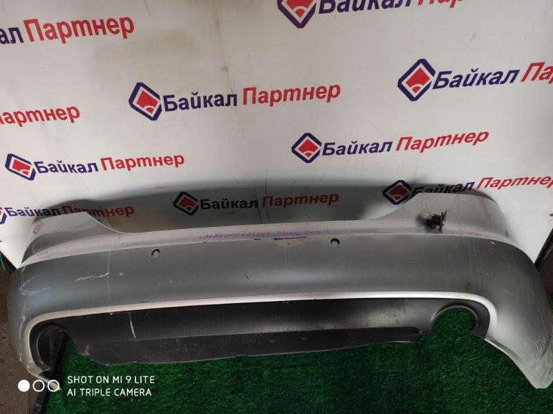 Бампер Audi A4 AUK задний