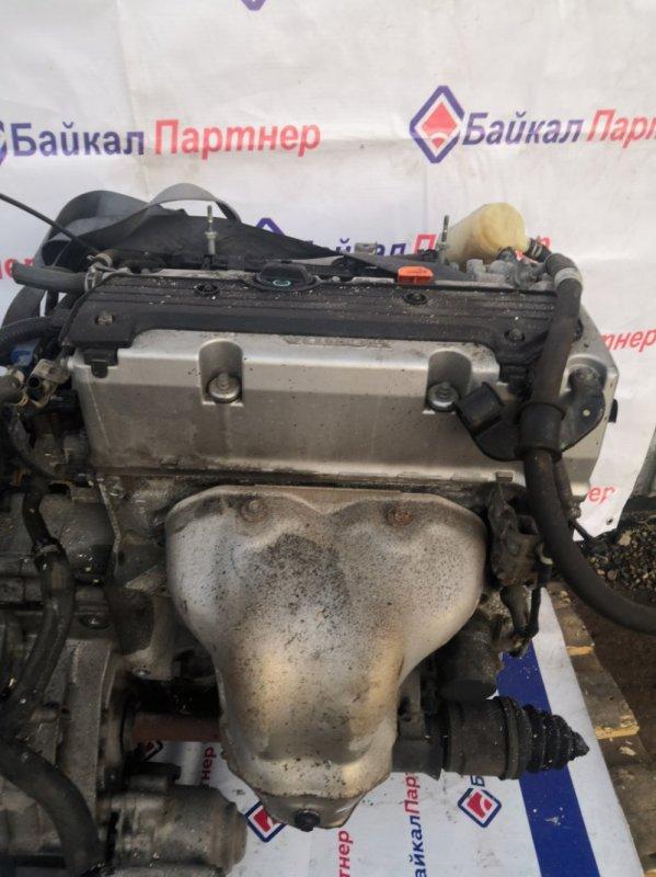 Двигатель Honda Odyssey RB2 K24A