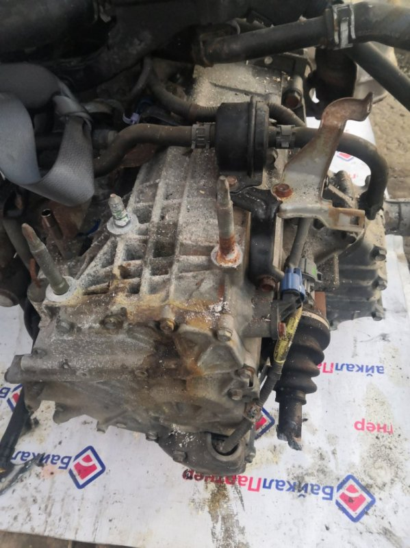 Акпп Honda Odyssey RB2 K24A MFLA