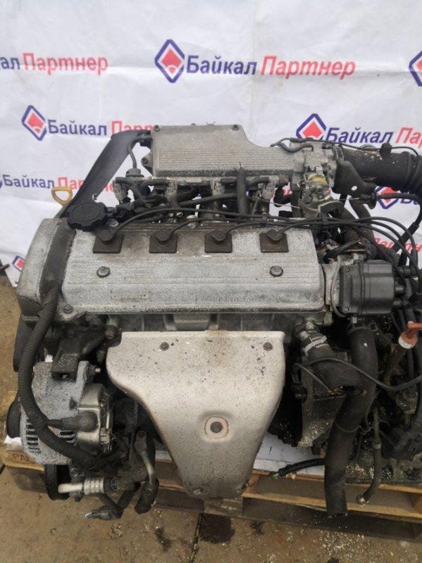 Двигатель Toyota Corolla Spacio AE115N 7A-FE 1998
