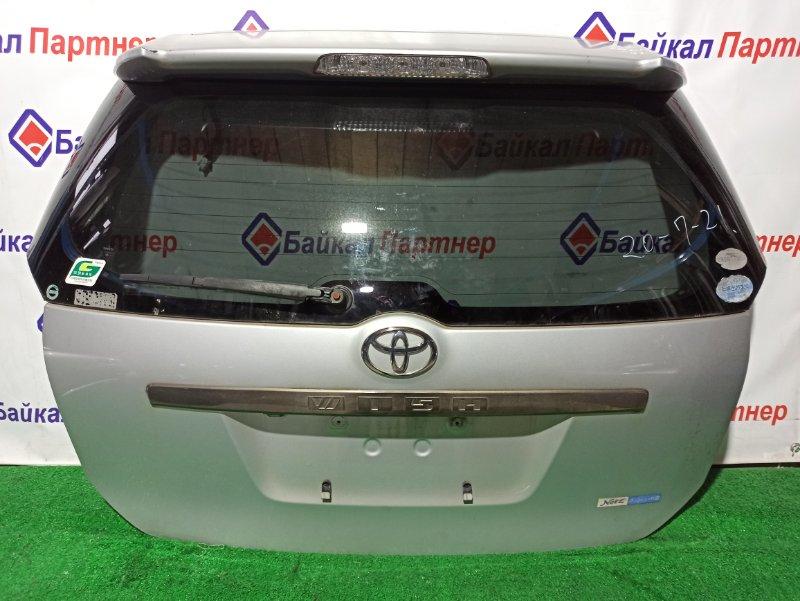 Дверь 5-я Toyota Wish ZNE10G 1ZZ-FE