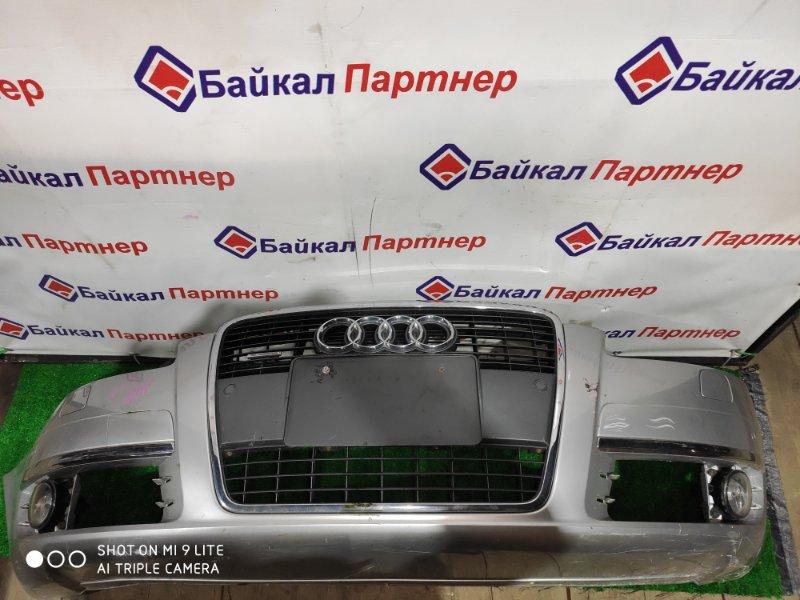 Бампер Audi A6 B6 передний