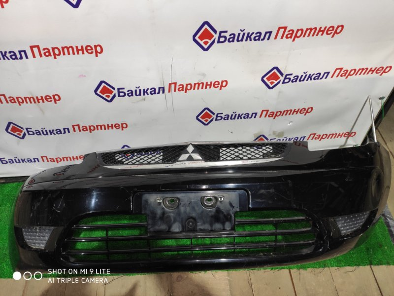 Бампер Mitsubishi Colt Z25A передний