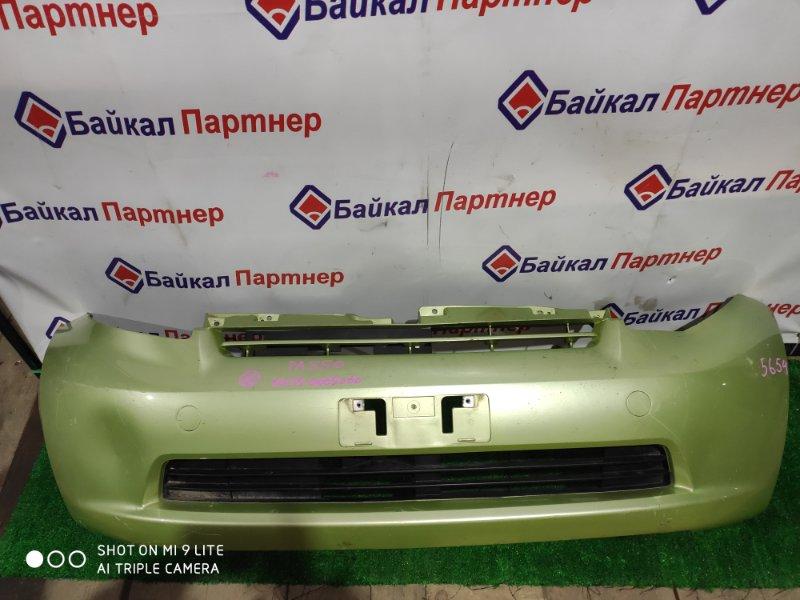 Бампер Toyota Passo KGC15 2004 передний