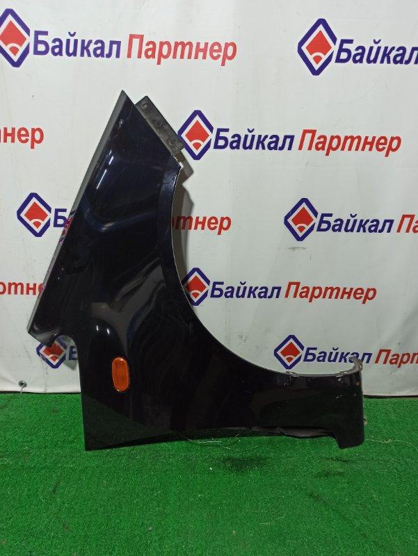 Крыло Mitsubishi Colt Z23W правое