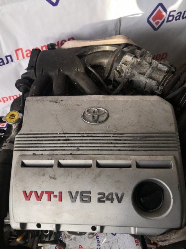 Двигатель Toyota Windom MCV30 1MZ-FE 2002