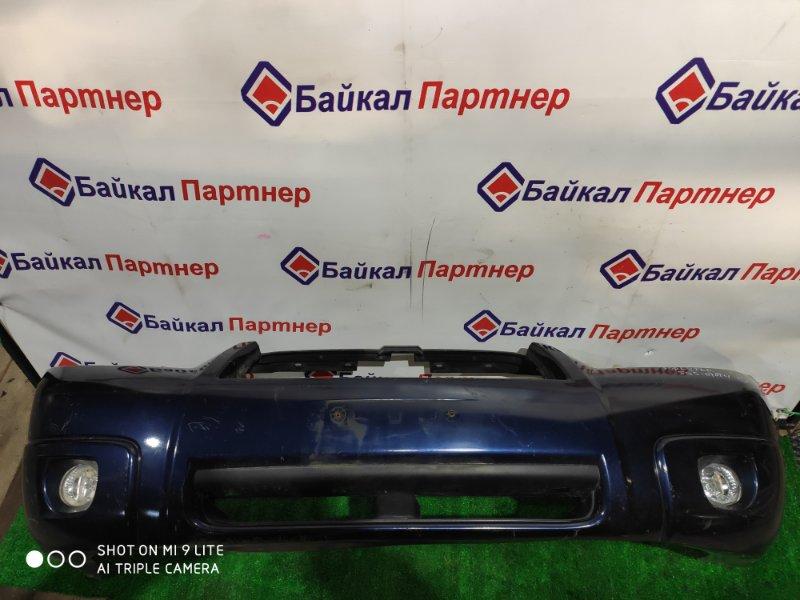 Бампер Subaru Forester SG5 EJ20 передний