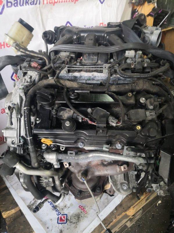 Двигатель Nissan Teana J32 VQ25 06.2008