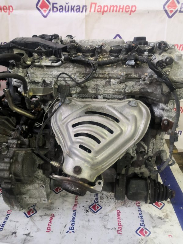 Двигатель Toyota Voxy ZRR70G 3ZR-FAE