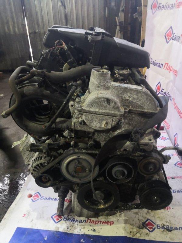 Двигатель Toyota Vitz SCP90 2SZ-FE 2005
