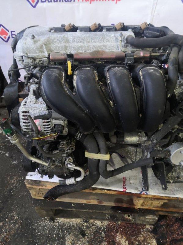 Двигатель Toyota Corolla Fielder ZZE122G 1ZZ-FE