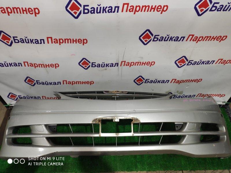 Бампер Toyota Estima MCR40W 1MZ-FE передний