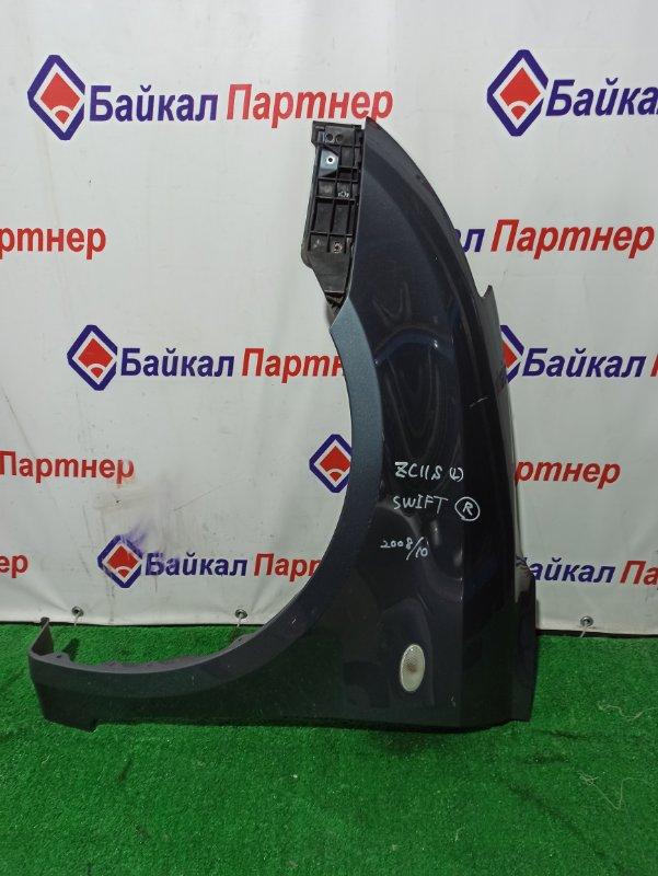 Крыло Suzuki Swift ZC11S 2008.10 левое