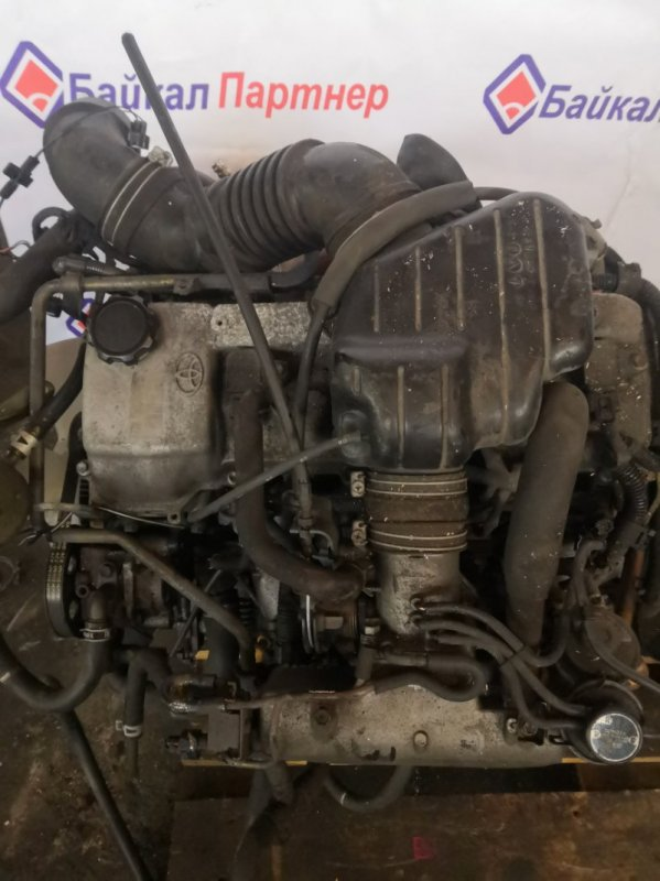 Двигатель Toyota Hiace Regius RCH47W 3RZ-FE