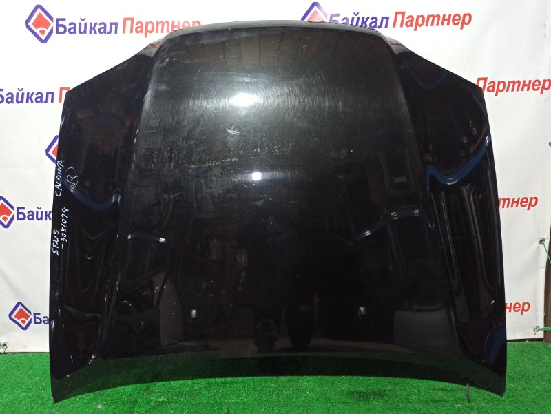 Капот Toyota Caldina ST215G 3S-FE передний