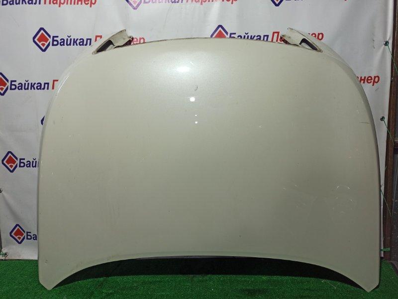 Капот Nissan Teana J32 VQ25DE 06.2008