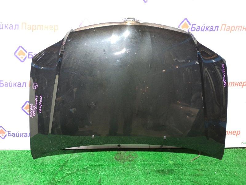 Капот Toyota Corolla Fielder ZZE122G