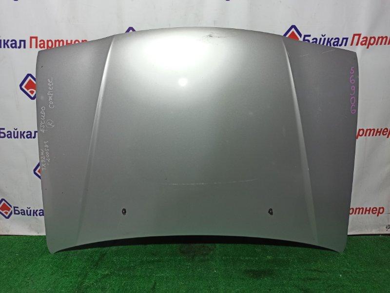 Капот Suzuki Escudo TX92W H27A
