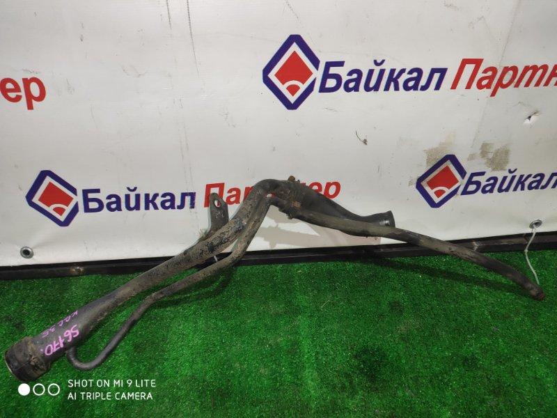 Горловина топливного бака Toyota Passo KGC35 1KR-FE