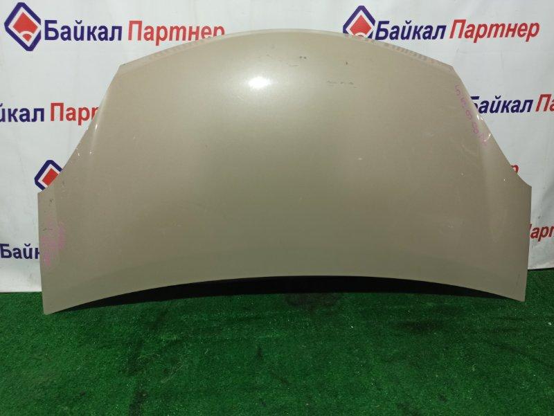 Капот Toyota Passo KGC35 1KR-FE 2012 передний