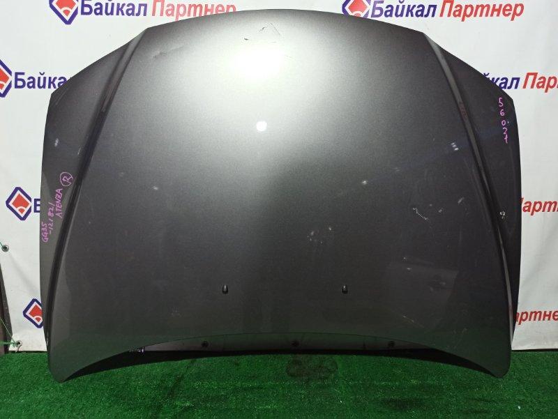 Капот Mazda Atenza GG3S L3 передний
