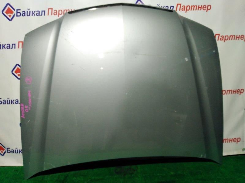Капот Honda Accord CL8 K20A 2002