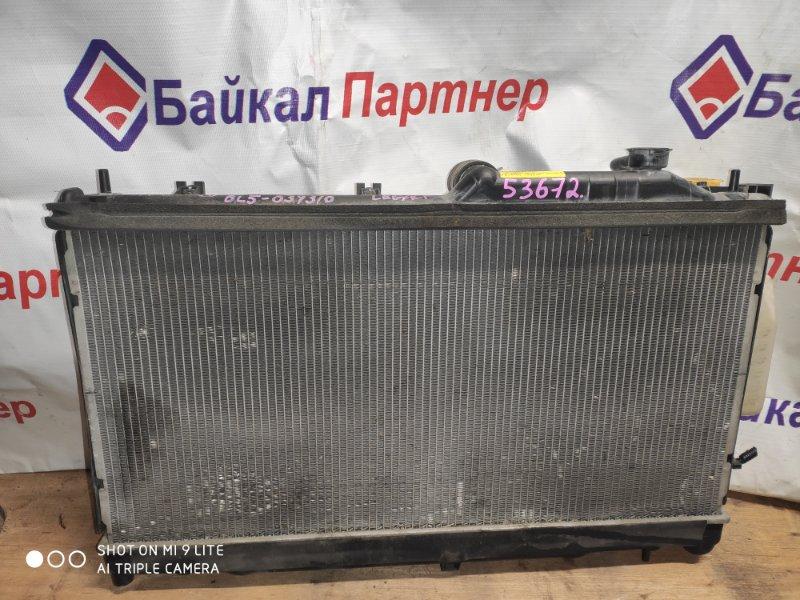 Радиатор двс Subaru Legacy BL5 EJ20
