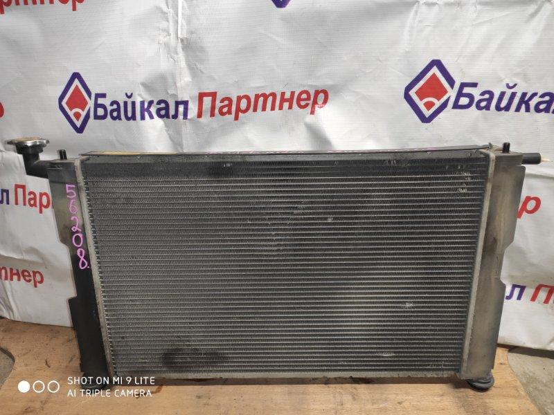 Радиатор двс Toyota Vista Ardeo AZV50G 1AZ-FSE 2001