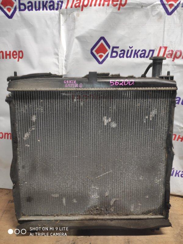 Радиатор двс Toyota Hiace Regius RCH47W 3RZ-FE