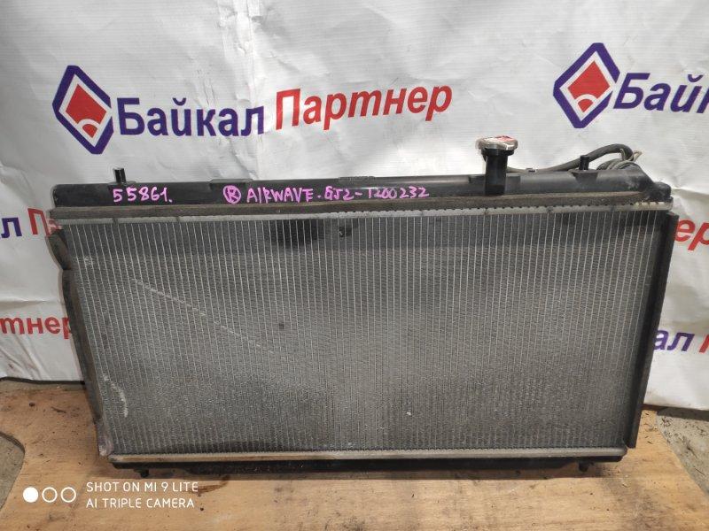 Радиатор двс Honda Airwave GJ2 L15A 7467