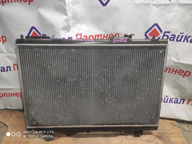 Радиатор двс Toyota Ipsum SXM15G 3S-FE