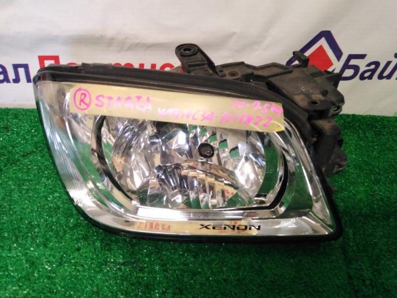 Фара Nissan Stagea WGNC34 правая 100-63511