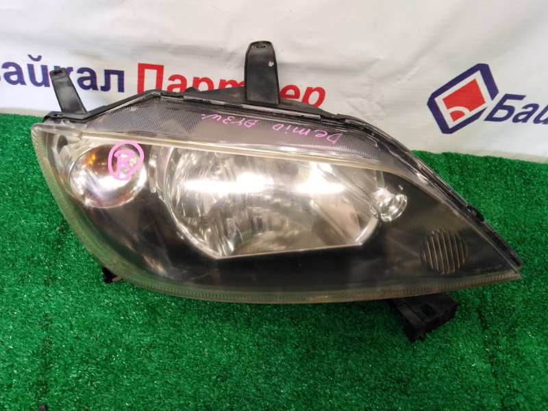 Фара Mazda Demio DY3W передняя правая 19-19