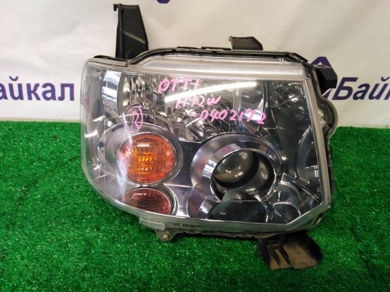 Фара Nissan Otti H92W 3G83 передняя правая 65-37
