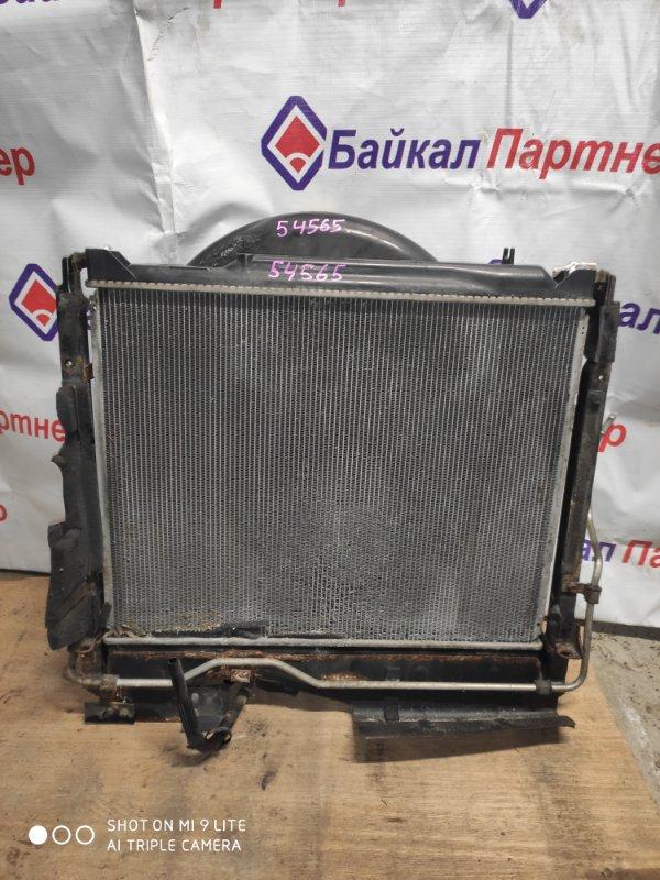 Радиатор двс Suzuki Grand Escudo TX92W H27A