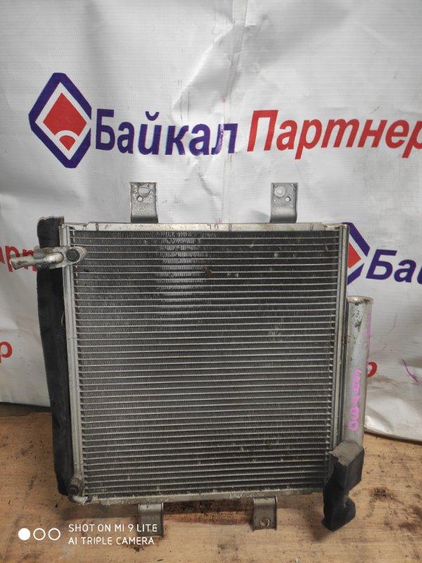 Радиатор кондиционера Toyota Passo KGC10 1KR-FE