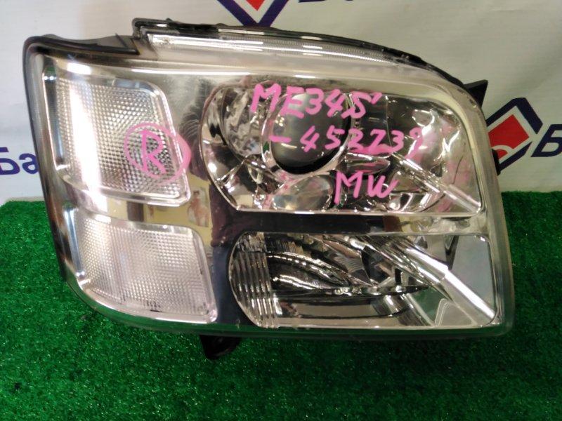 Фара Chevrolet Mw ME34S M13A передняя правая 13-68