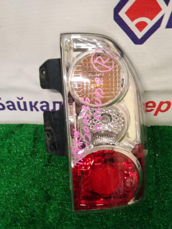 Стоп Suzuki Escudo TX92W H27A правый 220-59041