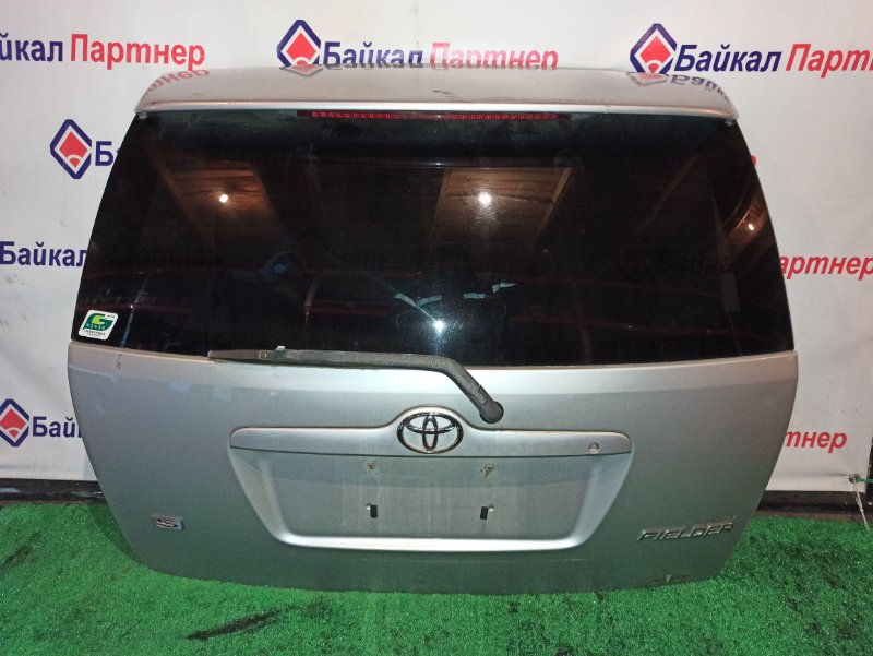 Дверь 5-я Toyota Corolla Fielder ZZE124G 1ZZ-FE