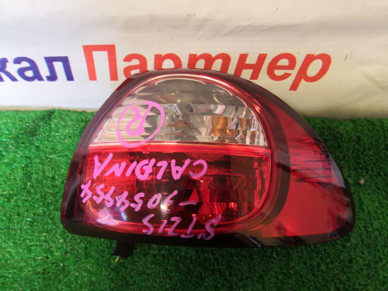 Стоп Toyota Caldina ST215G 3S-FE задний правый